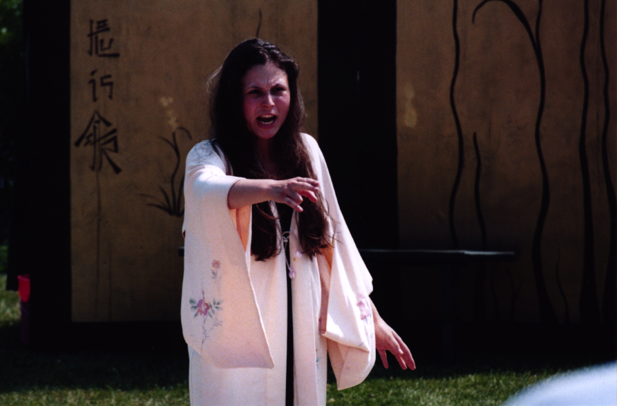 Lady Macbeth's madness